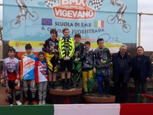 G6 premiati (Zanella-Castelnuovo-Brusadelli)